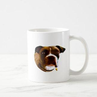 Boxer Dog The MUSEUM Zazzle Gifts Coffee Mug