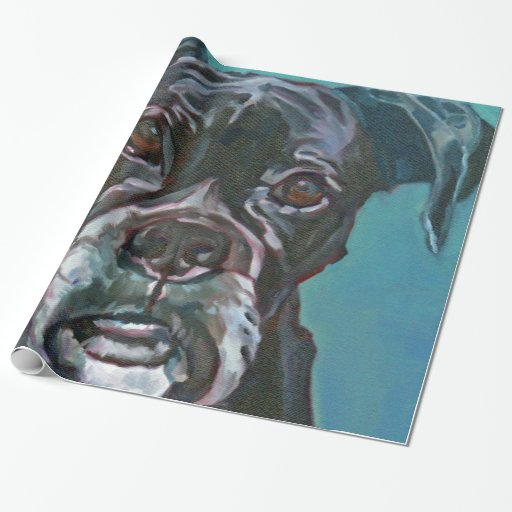 a paper on boxer dogs Boxer wrapping paper glossy wrapping paper: 60lb cover-weight glossy 100% recyclable paper vivid, full-color print-to-the-edge customization printed and made in the usa for a g.