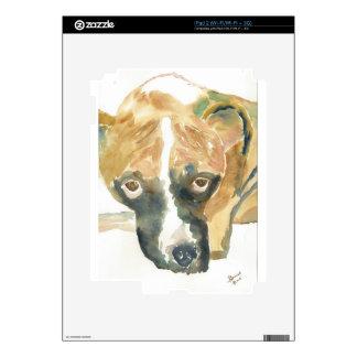 Boxer Doggie Buddy iPad 2 Skin
