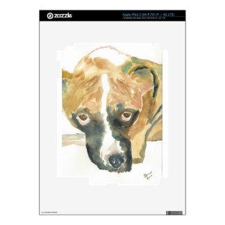 Boxer Doggie Buddy iPad 3 Skin
