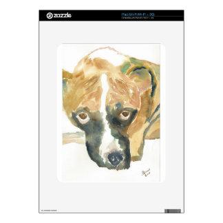 Boxer Doggie Buddy iPad Skin