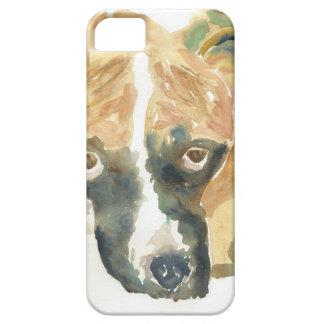 Boxer Doggie Buddy iPhone 5 Case