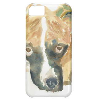 Boxer Doggie Buddy iPhone 5C Covers