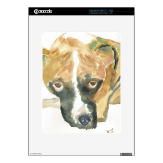 Boxer Doggie Buddy Skins For The iPad