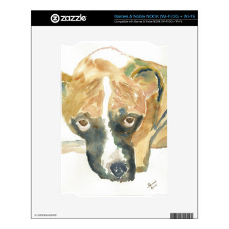 Boxer Doggie Buddy Skins For The NOOK