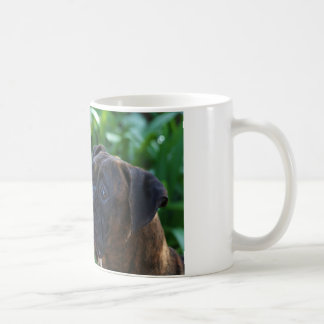 Boxer dogs and bubbles mug