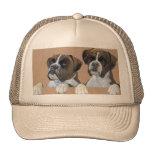 Boxer Dogs Cap, Baseball Hat
