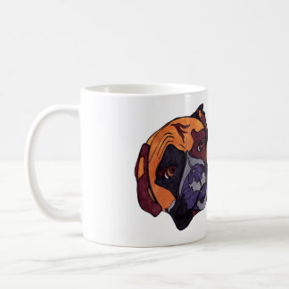 Boxer Dogs - Lolita, the mum Coffee Mug