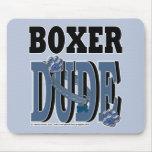 Boxer DUDE Mousepads