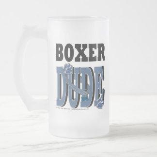 Boxer DUDE Coffee Mugs