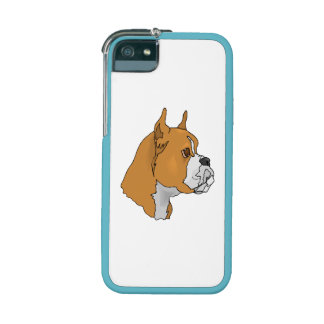 Boxer Face Case For iPhone 5