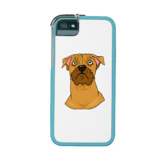 Boxer Face Cover For iPhone 5