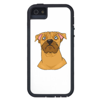 Boxer Face iPhone 5 Cover