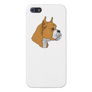Boxer Face Case For iPhone 5/5S