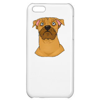 Boxer Face Cover For iPhone 5C