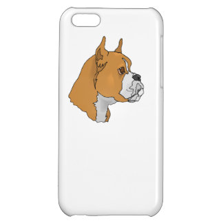 Boxer Face iPhone 5C Cover