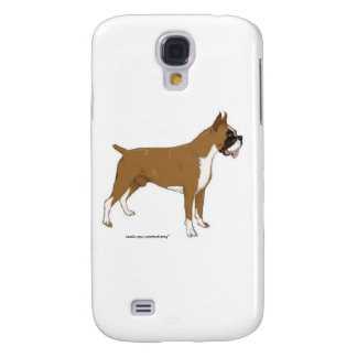 Boxer  galaxy s4 case