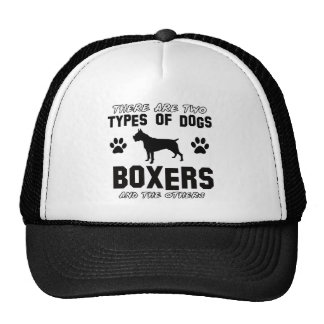 BOXER gift items Mesh Hat