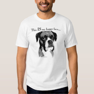 Boxer Happy Face Shirt