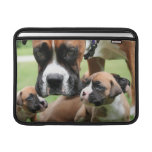 Boxer - Helicopter Mom MacBook Air Sleeve