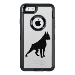 OtterBox Symmetry iPhone 6/6s Case with Boxer Phone Cases design