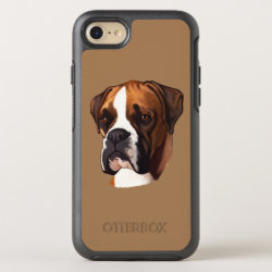 OtterBox Apple iPhone 7 Symmetry Case with Boxer Phone Cases design