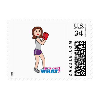 Boxer - Light/Brunette Postage