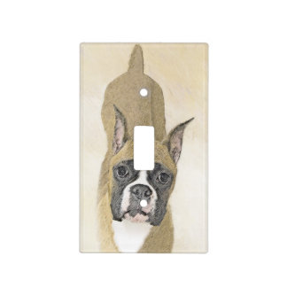 Boxer Light Switch Cover
