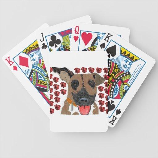 Boxer Love Bicycle Card Decks
