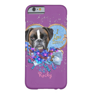 Boxer Love iPhone 6/6s, Barely There Barely There iPhone 6 Case