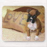 Boxer Love mousepad