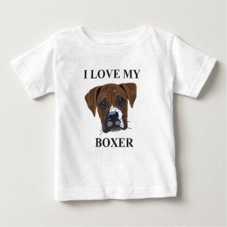 Boxer Love Tee Shirt