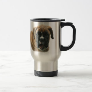 Boxer Love Travel Mug