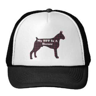 Boxer Lovers Gifts Trucker Hat