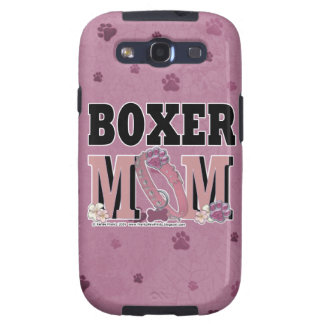 Boxer MOM Galaxy SIII Cases