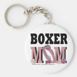 Boxer MOM Key Chains