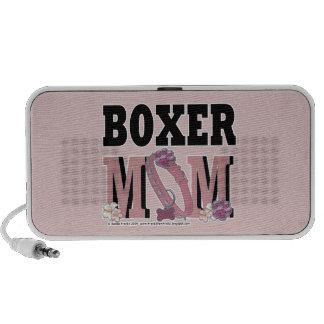 Boxer MOM Travelling Speakers