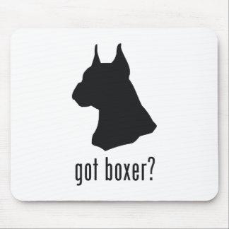 Boxer Mouse Pad