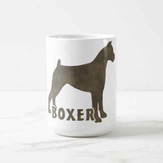 Boxer Classic White Coffee Mug