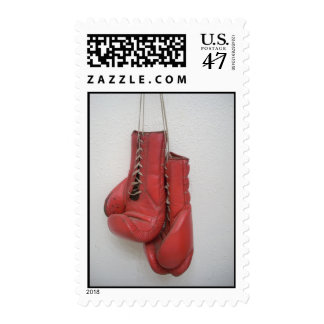 Boxer or Fighter Stamps