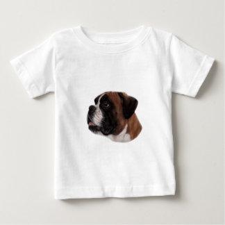 Boxer Pastel Painting Baby T-Shirt