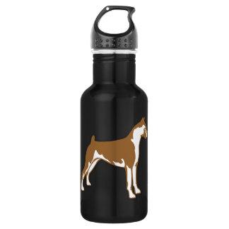 Boxer 18oz Water Bottle