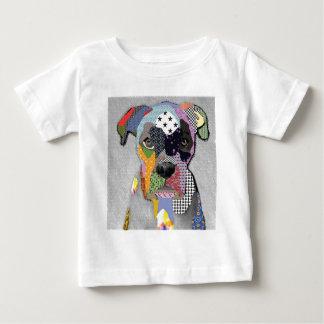 Boxer Portrait Infant T-shirt