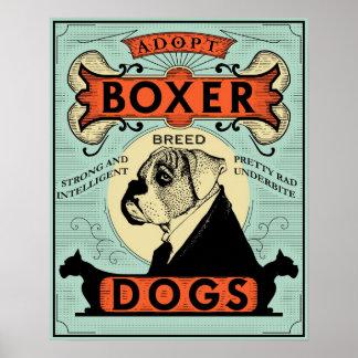 Boxer Poster 1