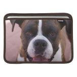 """Boxer Pup 11"""" MacBook Sleeve"""