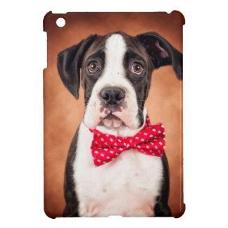 Boxer pup iPad mini cases
