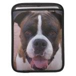 Boxer Pup iPad Sleeve