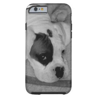 Boxer puppy tough iPhone 6 case