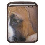 Boxer Puppy Dog iPad Sleeve