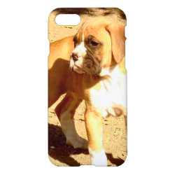 iPhone 7 Case with Boxer Phone Cases design